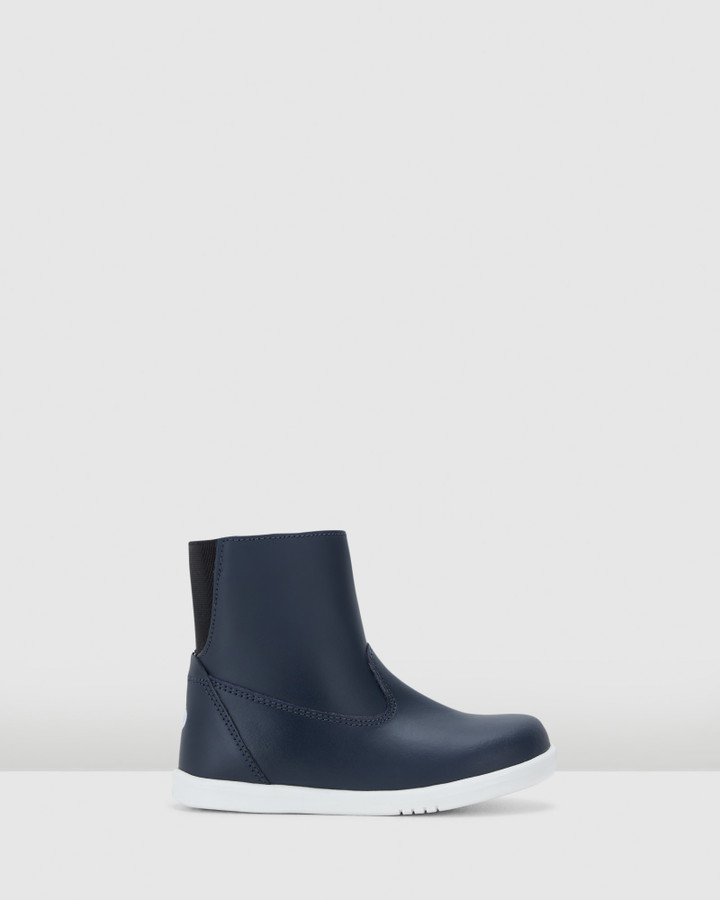 Shoes and Sox Kid+ Paddington Boot Navy