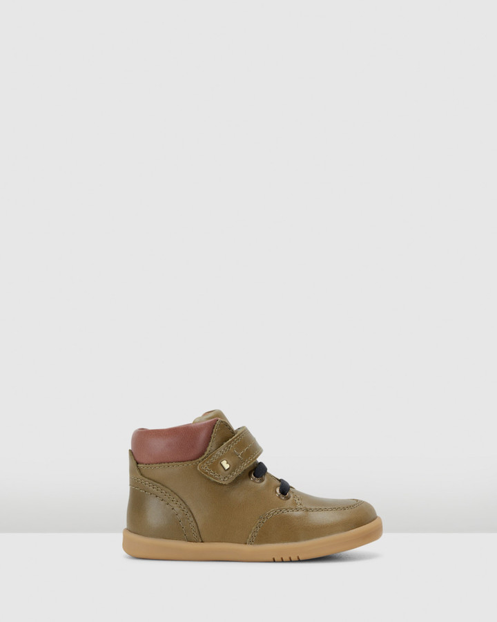 Shoes and Sox Iwalk Timber Boot Ii Olive