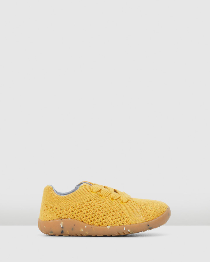 Shoes and Sox Iwalk Seedling B Turmeric