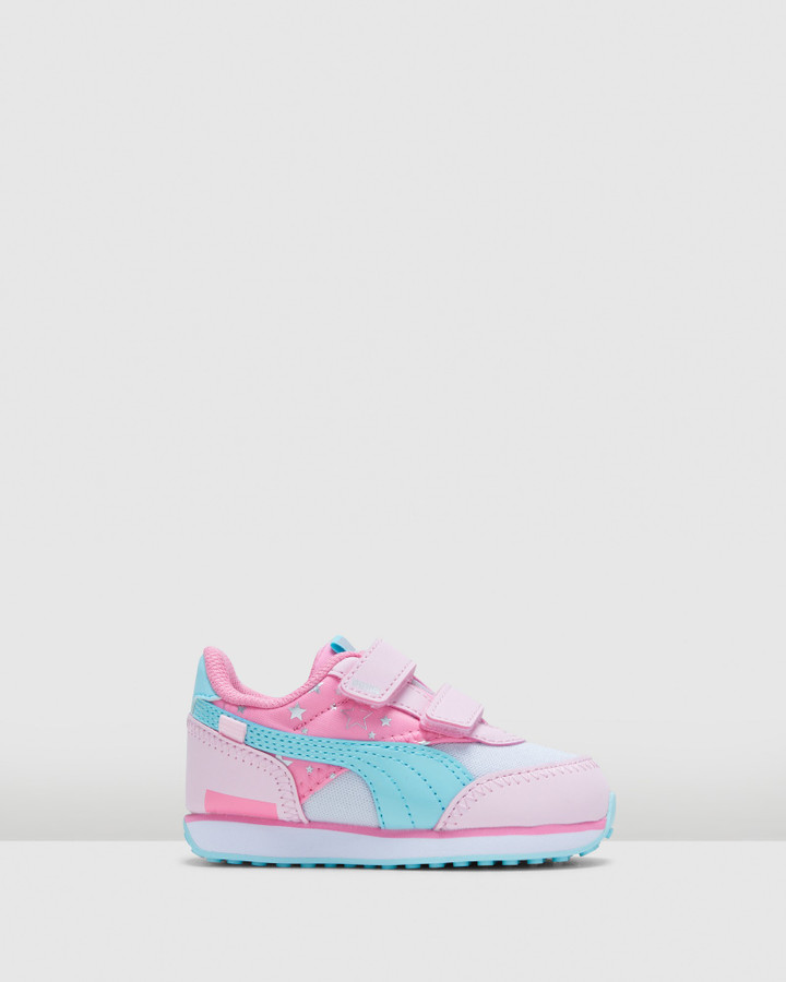 Shoes and Sox Future Rider Unicorn Sf Inf Pink/Blue