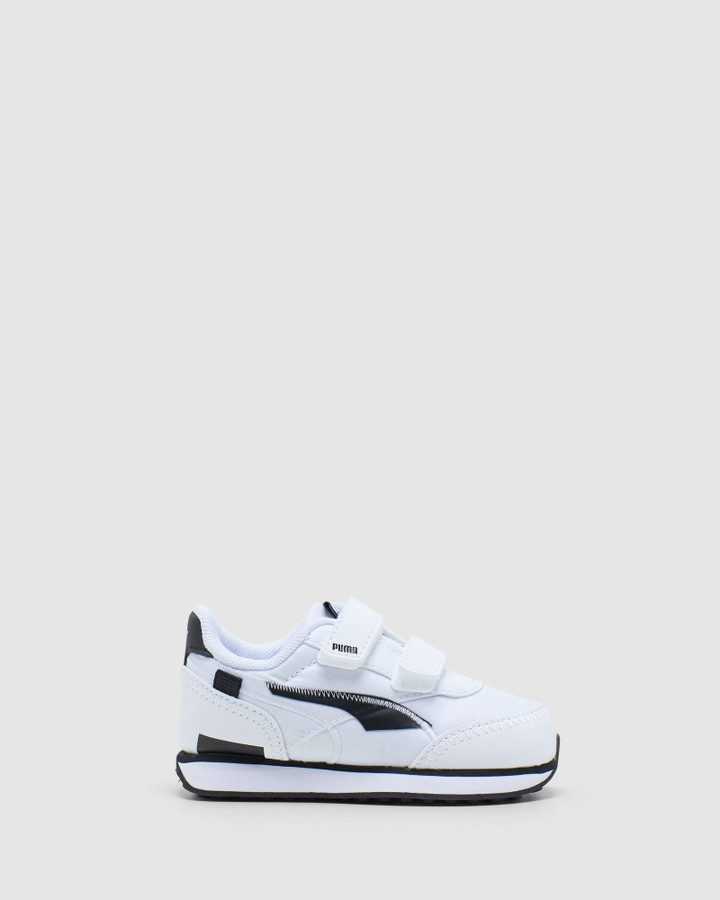 Shoes and Sox Future Rider Twofold Sf Inf B White/Black