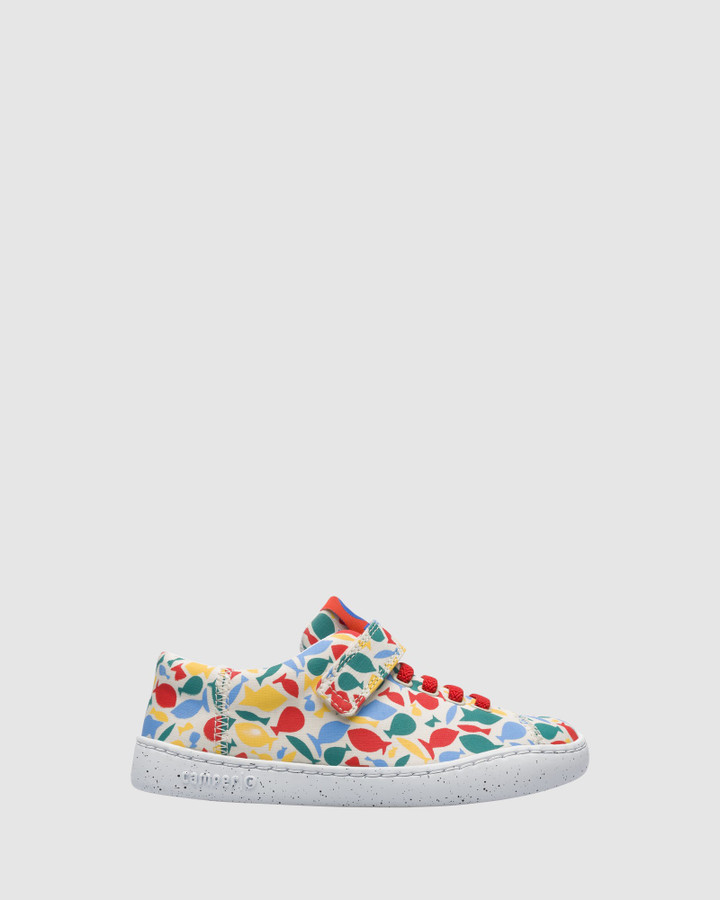 Shoes and Sox Peu Touring Sneaker B Yth Ocean