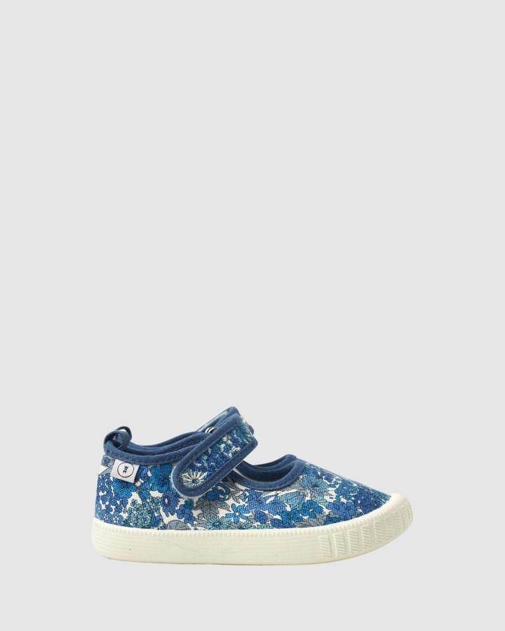 Shoes and Sox Liberty Mj Margaret Annie Blue