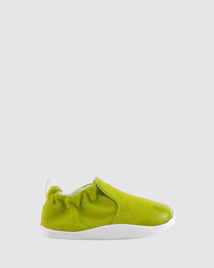 Shoes and Sox Xplorer Scamp B Lime