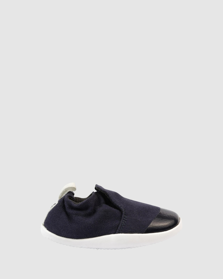 Shoes and Sox Xplorer Scamp B Navy