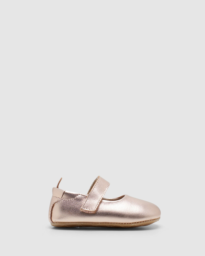 Shoes and Sox Gabrielle Mary Jane Copper