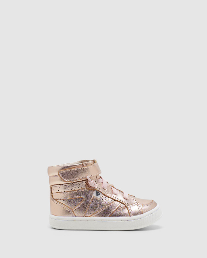 Shoes and Sox Start Up Shoe G Copper/White