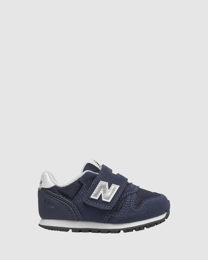 Shoes and Sox 373 V2 Inf B Navy/White