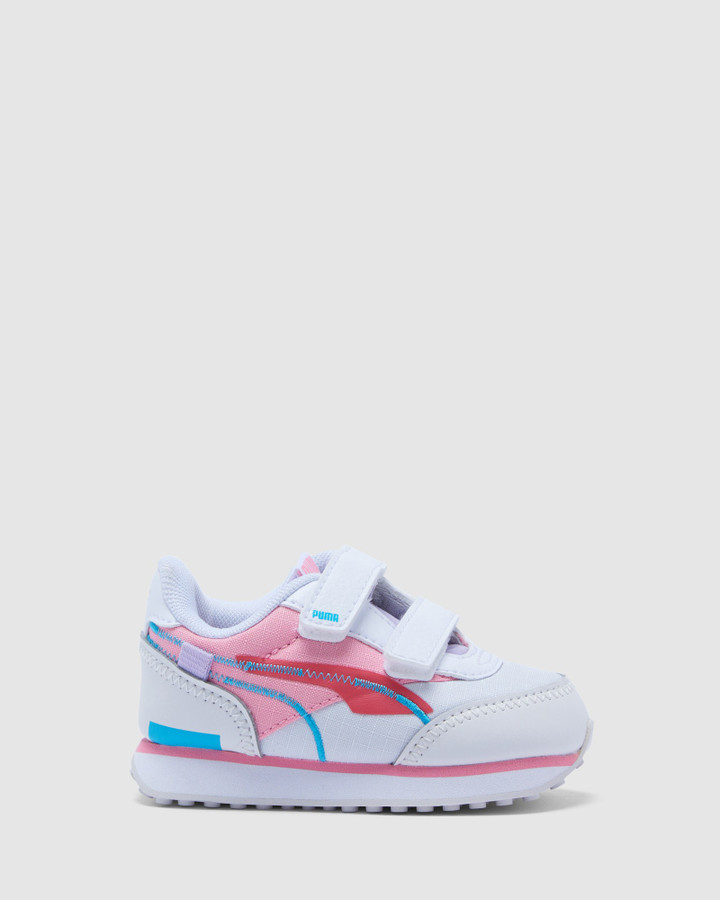 Shoes and Sox Future Rider Twofold Sf Inf G White/Pink