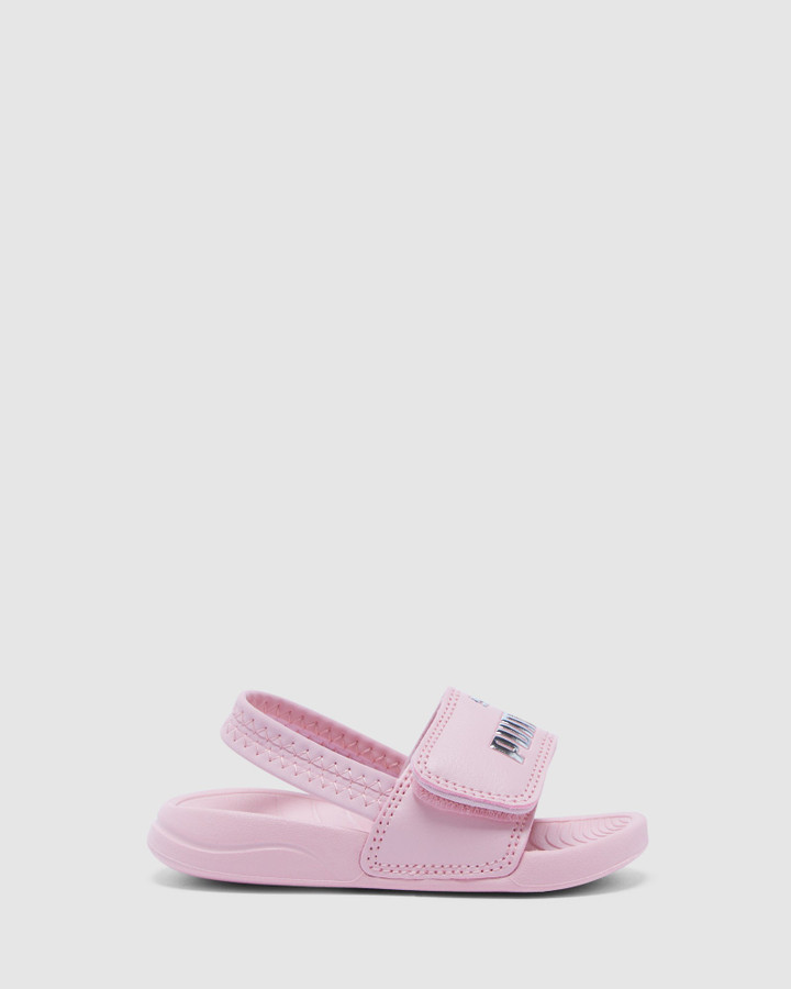 Shoes and Sox Popcat 20 Inf G Light Pink