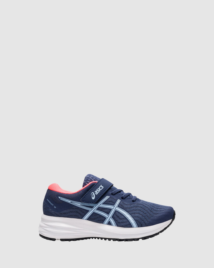 Shoes and Sox Patriot 12 Ps G Thunder Blue/Soft Sky
