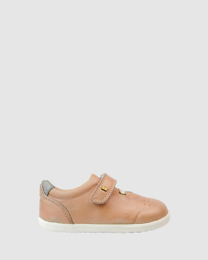 Shoes and Sox Step Up Ryder G Dusk Pearl/Silver