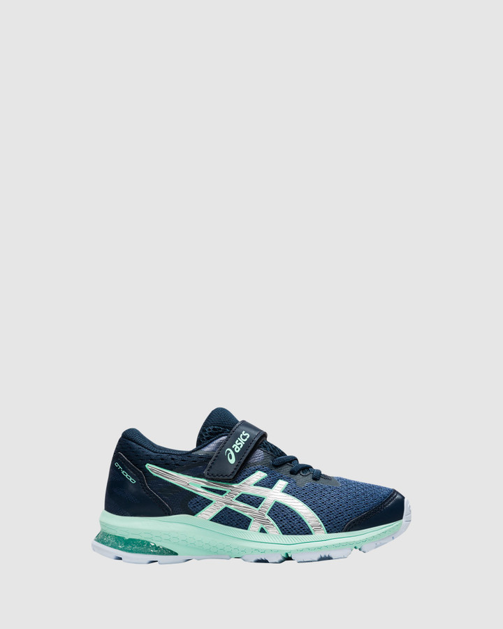 Shoes and Sox Gt 1000 10 Ps G Thunder Blue/Pure Silver