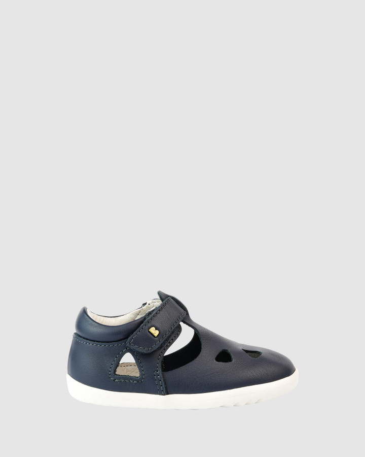Shoes and Sox Step Up Zap Ii G Navy
