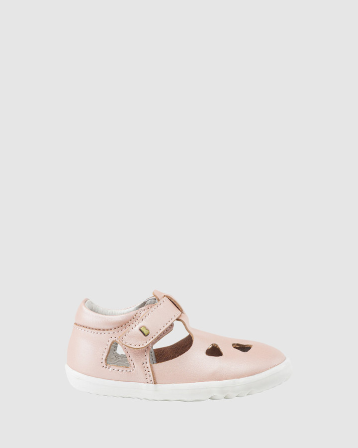 Shoes and Sox Step Up Zap Ii G Seashell Shimmer