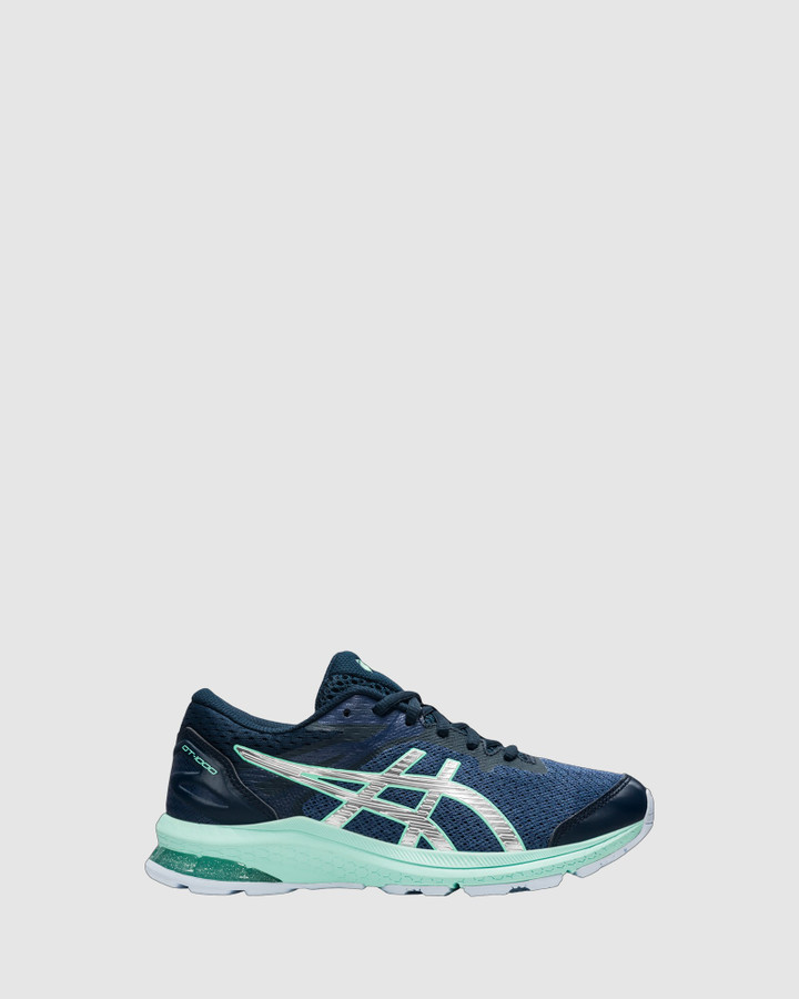 Shoes and Sox Gt 1000 10 Gs G Thunder Blue/Pure Silver