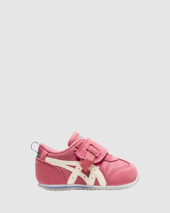 Shoes and Sox Ss Idaho Baby Kw G Smoke Rose/Off White