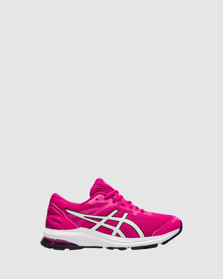 Shoes and Sox Gt 1000 10 Gs G Pink Rave/White