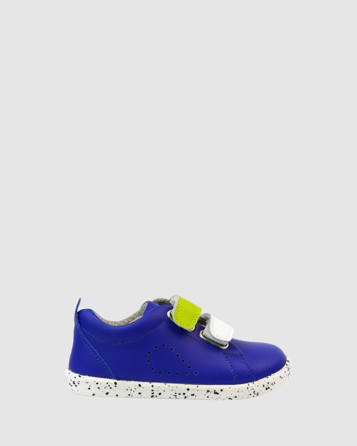 Shoes and Sox Iwalk Grass Court Switch B Blueberry