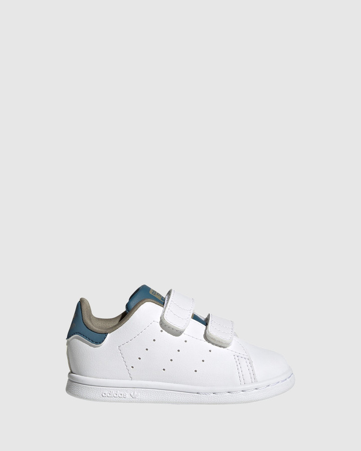 Shoes and Sox Stan Smith Ii Sf Inf B White/Indigo