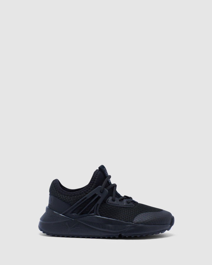 Shoes and Sox Pacer Future Ps B Black/Black