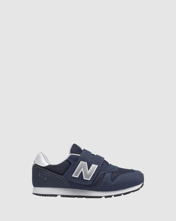 Shoes and Sox 373 V2 Ps B Navy/White