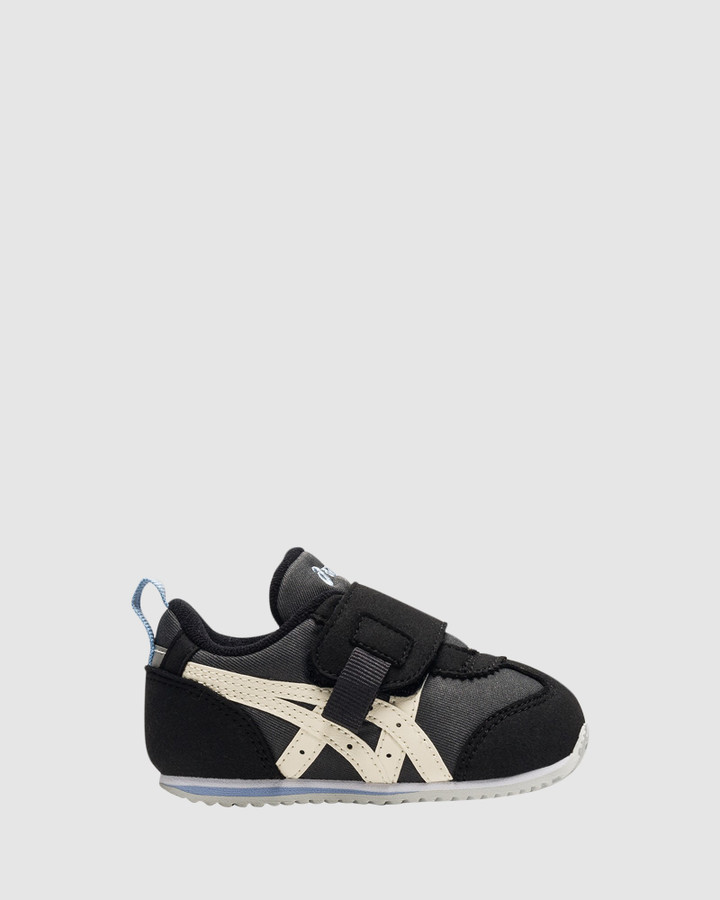 Shoes and Sox Ss Idaho Baby Kw B Black/Off White