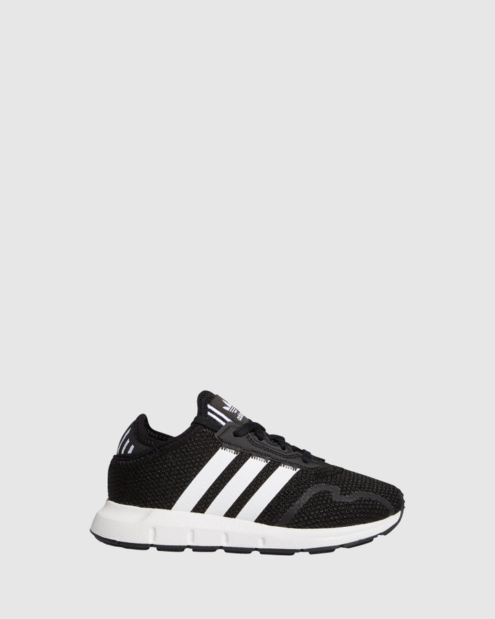 Shoes and Sox Swift Run X Ps B Black/White