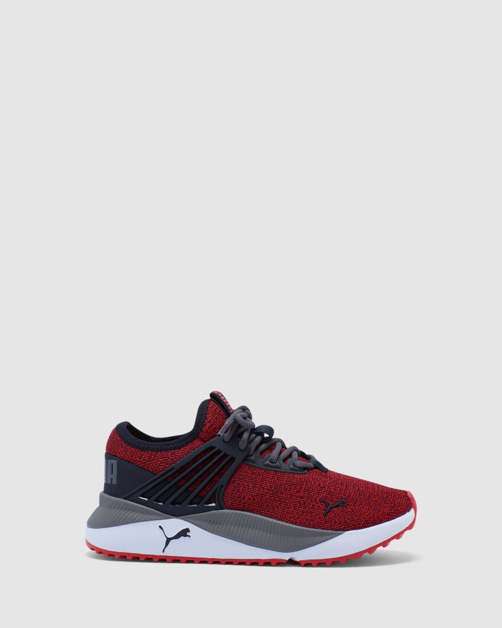 Shoes and Sox Pacer Future Gs B Red/Black