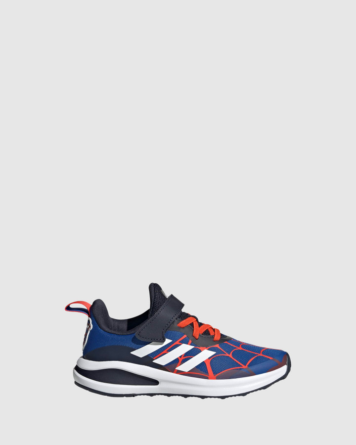 Shoes and Sox Fortarun Spider K Ps B Blue/Ink/Orange