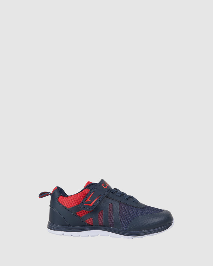 Shoes and Sox Dash Gradient B Navy/Red