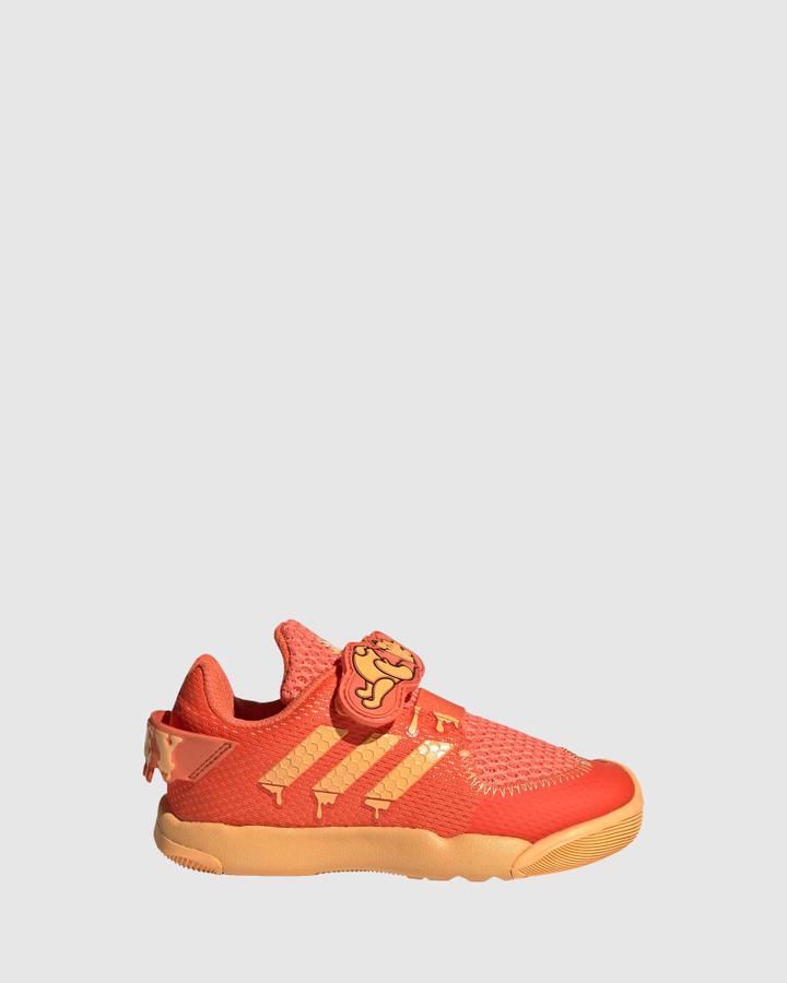 Shoes and Sox Activeplay Winnie Inf B Orange