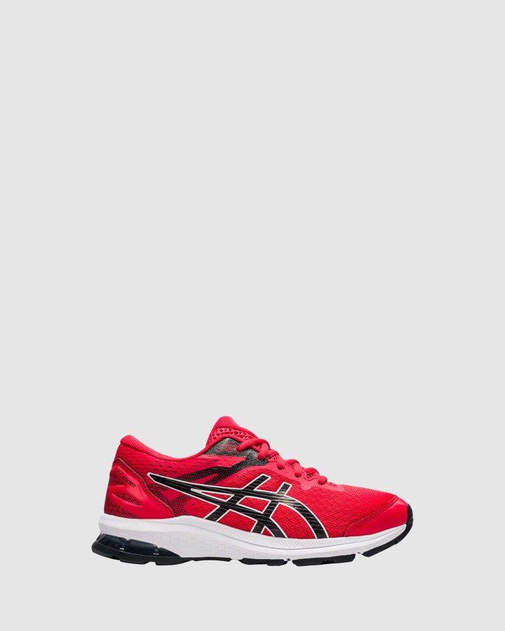 Shoes and Sox Gt 1000 10 Gs B Electric Red/Black