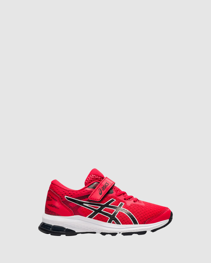 Shoes and Sox Gt 1000 10 Ps B Electric Red/Black