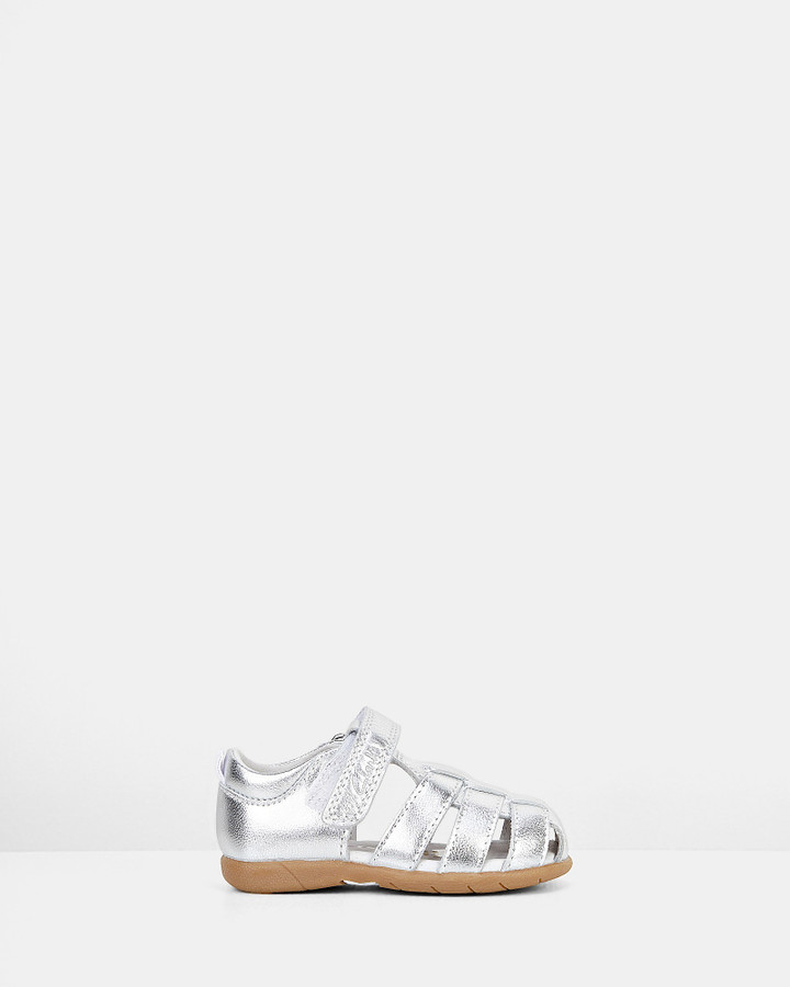 Shoes and Sox Scoop G Silver