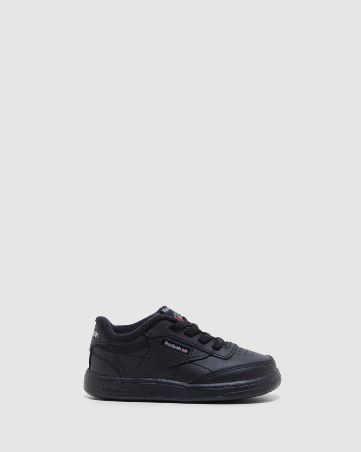 Shoes and Sox Club C Inf Black/Black