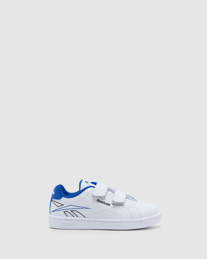 Shoes and Sox Royal Complete 2.0 Ps B White/ Cobalt