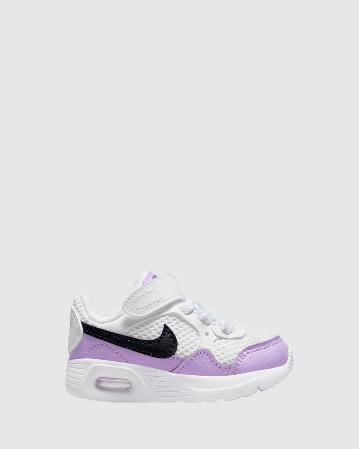 Shoes and Sox Air Max Sc Inf G White/Off Noir Lilac