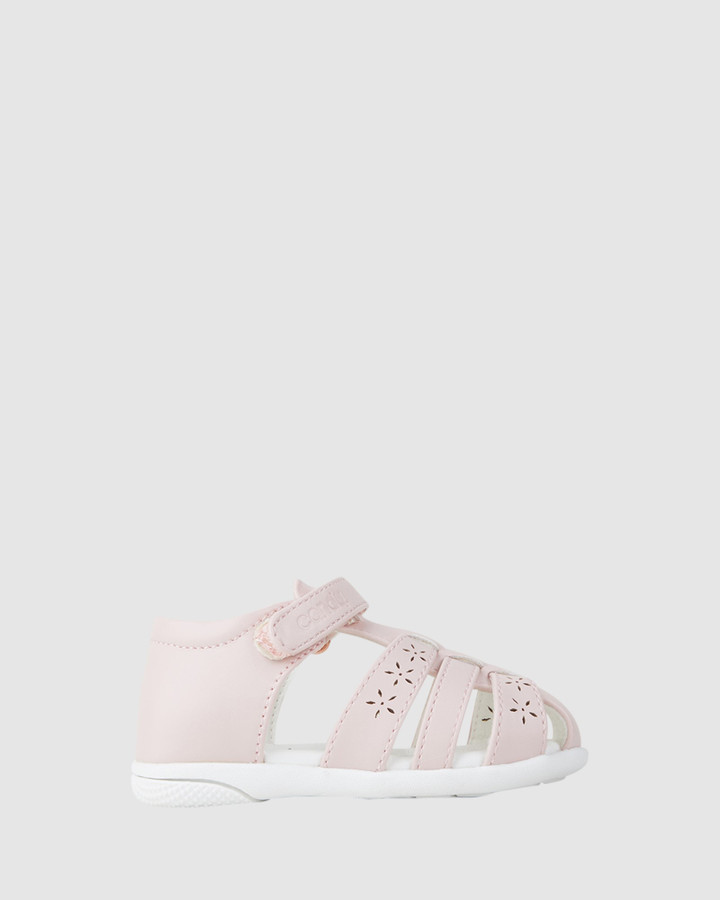 Shoes and Sox Adalynn Light Pink