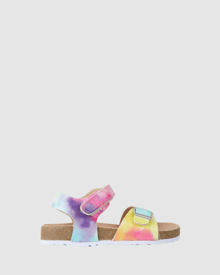 Shoes and Sox Avery Rainbow Multi