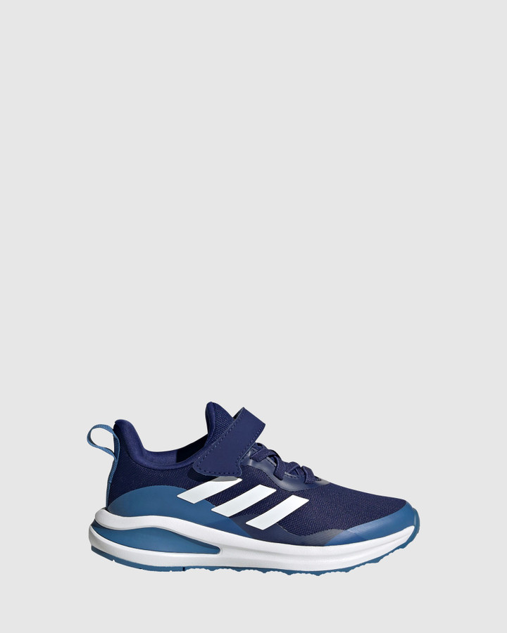 Shoes and Sox Fortarun El K Ps B Blue/White