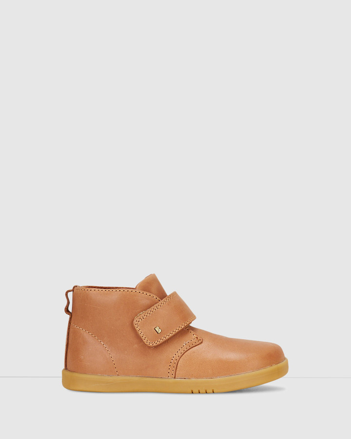 Shoes and Sox Kid+ Desert Boot Caramel