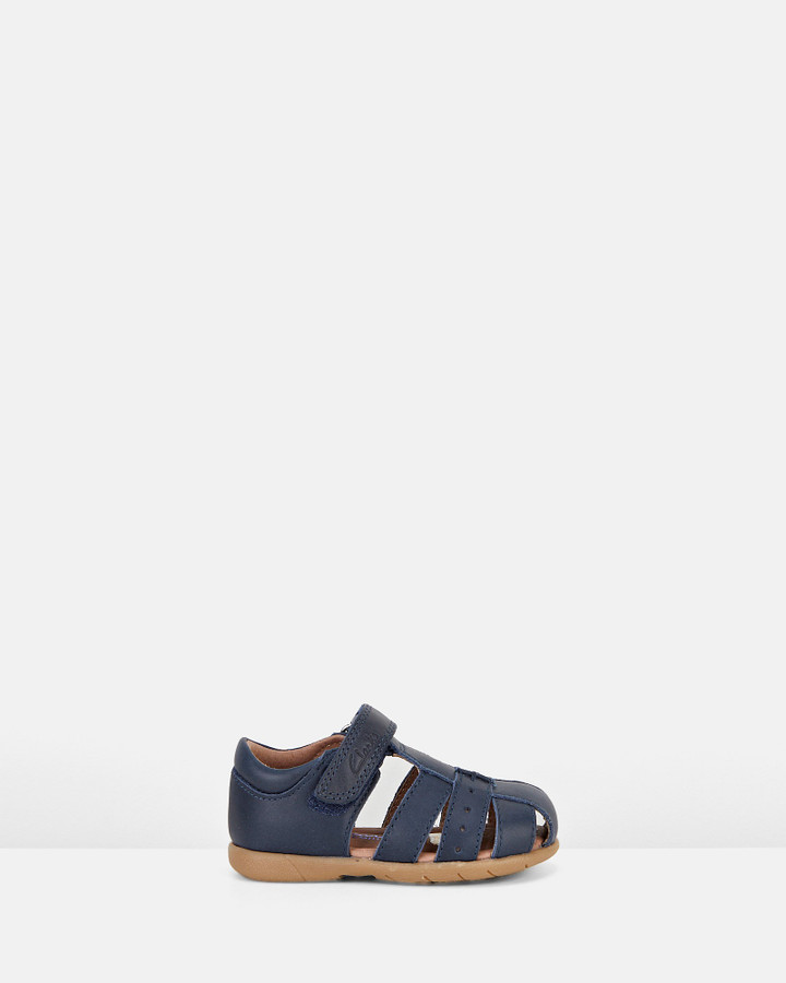 Shoes and Sox Stanley Ii Navy