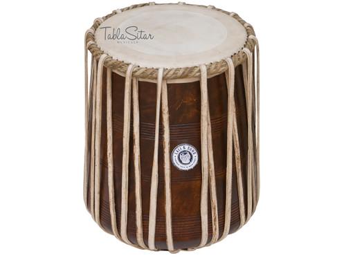 MAHARAJA MUSICALS Dhama, Sheesham Wood - Tabla No. 198