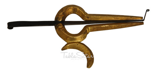 MAHARAJA MUSICALS  Professional Quality Brass Morchang - Jaw /Mouth Harp- No. 549