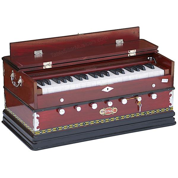 BINA no. 8 Harmonium 7Stops, Coupler