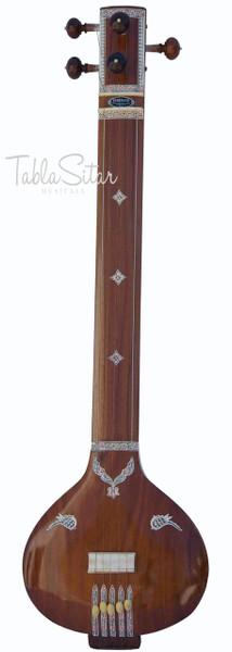 Hemen & Co. Tanpuri, 5 Strings - No. 275 (FLAT INSTRUMENTAL TANPURA/TAMBURA)