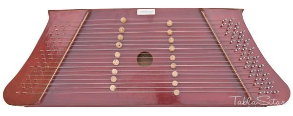 MAHARAJA MUSICALS Chinese Santoor/Santur, Shiv Kumar Sharma Style, - No. 277