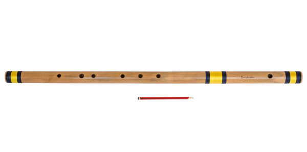 buy Sarfuddin Flutes Concert, Scale C Sharp Bass 34 inches for sale