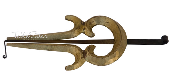 MAHARAJA MUSICALS Professional Quality Brass Morchang - Jaw/Mouth Harp - No. 568